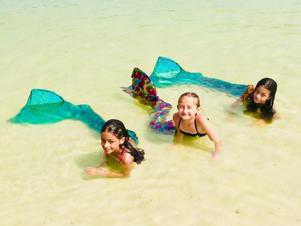 Cours de nage sirène lyon
